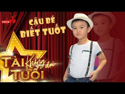 Bấn loạn với cậu bé 5 tuổi Minh Khang có lượng kiến thức khổng lồ 'hỏi gì cũng biết'