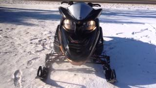 8. 2009 Arctic Cat Z1 Turbo LTD