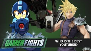 WHO IS THE BEST YOUTUBER? (Gamer Fights) by Smosh Games