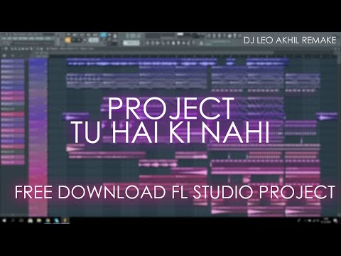 Video Tu Hai Ki Sinhla and Hindi Mashup Trapstep Style BY DJ LEO akHiL with FLP download in MP3, 3GP, MP4, WEBM, AVI, FLV January 2017