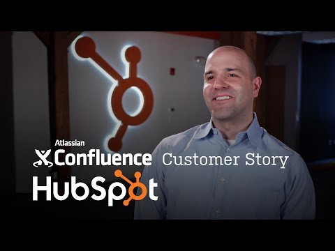 Atlassian Customer Story: How HubSpot Uses Confluence; Collaboration Software for Teams