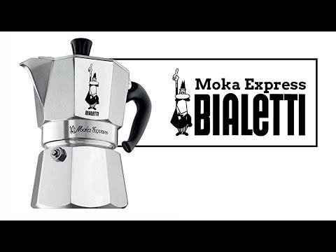 Cafeteira Italiana Moka Express – Bialetti