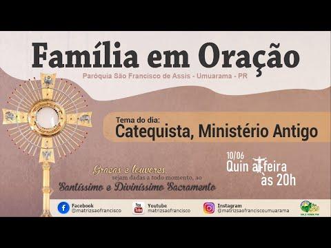 Família em Oração - 10/06