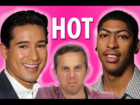 Straight Guys Review Hot Celebrity Males' Eyebrows