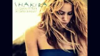 Shakira - je l'aime à mourir - La Quiero a morir (version studio).mp4 - YouTube