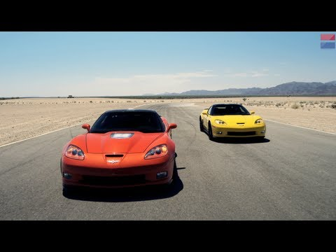 ZR1 - Technical Editor Michael Austin pits Chevrolet's best Corvettes, the ZR1 and Z06, against one another in the latest episode of Car and Driver: Tested. Subscr...