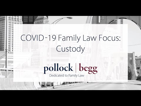 Should Parents Comply With Custody Orders Entered Prior to COVID-19? Video