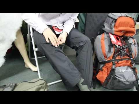 Мужские брюки Nova Tour «Шторм». Видеообзор.