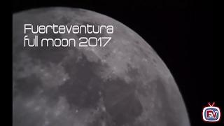 Enjoy the full moon form the Cotillo Lighthouse!See more videos on www.fuerteventuratv.net