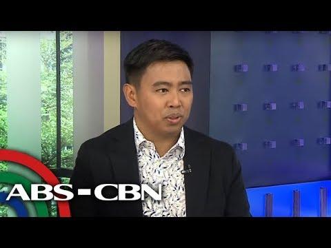 FULL INTERVIEW: Junjun Binay faces off with sister Abby for Makati mayor post
