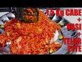 Video Buka Puasa TANBOY KUN | MAKAN CABE ( 1,5 Kg) PAKAI NASI