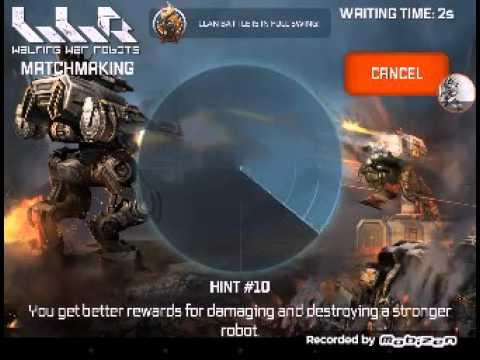 Wwr (walkin war robots) gameplay hun neo _39 (видео)