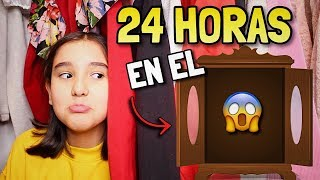 Video 24 HORAS EN EL ARMARIO 😱 - Gibby :) MP3, 3GP, MP4, WEBM, AVI, FLV Maret 2019