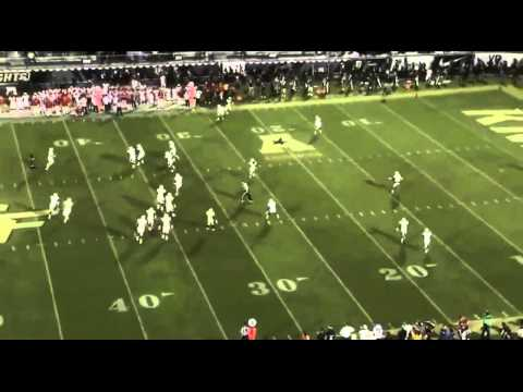 Blake Bortles Highlights vs Rutgers 2013 video.