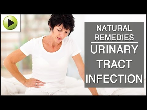 how to treat urine infection