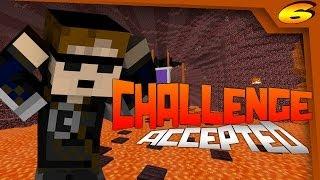 Minecraft Challenge Accepted #6 - PEANUT BUTTER!