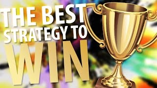 THE BEST STRATEGY TO WIN – ZeRo