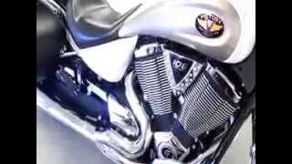 6. 2012 VICTORY KINGPIN GEAR UP MOTORSPORTS LAKE HAVASU USED MOTORCYCLES