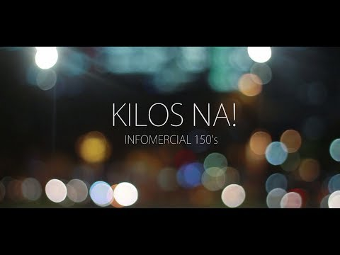 Kilos Na! - Environmental Conservation Infomercial