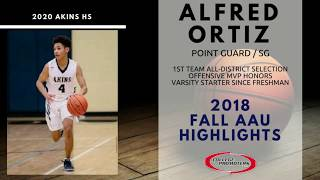 2018 Fall AAU Highlights