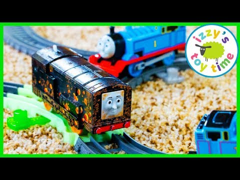 THOMAS TRACKMASTER AND TAKE-N-PLAY ADVENTURES!
