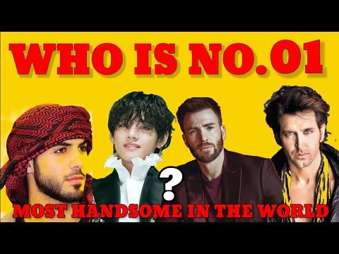 Top 10 Most Handsome Men in the World 2020 || World's Most Handsome