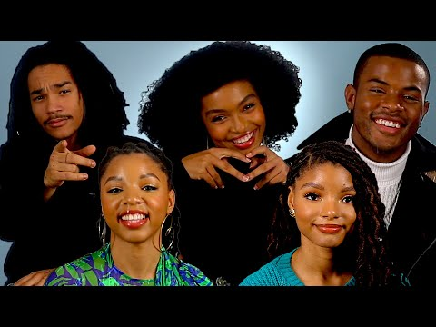 """The Cast Of """"Grown-ish"""" Takes A BuzzFeed Quiz"""
