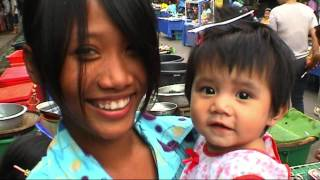 Kamphaengphet Thailand  City pictures : THAILAND market at Kamphaeng Phet (sd-video)