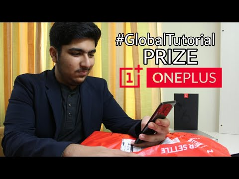 Unboxing My PRIZE From OnePlus ! Green Explorer Backpack | #GlobalTutorial Winner!