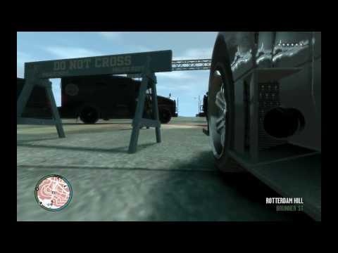 GTA IV Police Chase