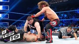 Video Stolen pinfall victories: WWE Top 10, April 30, 2018 MP3, 3GP, MP4, WEBM, AVI, FLV Juli 2018