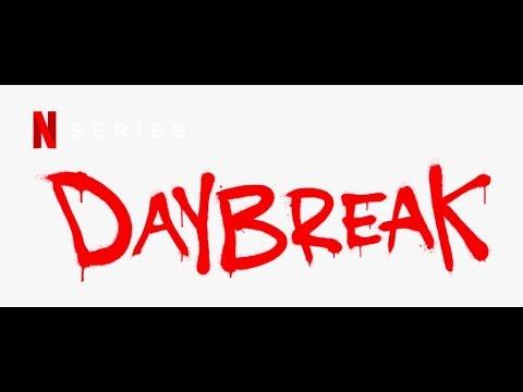 BTS of S1 of DAYBREAK Netflix!!!