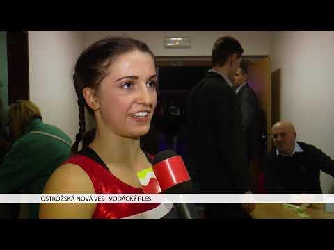 TVS: Ostrožská Nová Ves - Vodácký ples