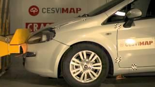 Bumper Test delantero Fiat Punto
