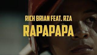 Video Rich Brian ft. RZA - Rapapapa (Lyric Video) MP3, 3GP, MP4, WEBM, AVI, FLV Agustus 2019