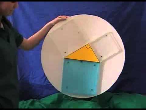 comment appliquer théorème pythagore