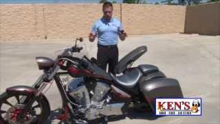 10. Kens Audio Video - Custom Fury Motorcycle