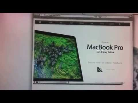 Mac OS X Lion on Asrock G31M-GS (видео)
