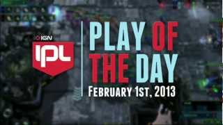 IGN Pro League Starcraft Play of the Day
