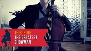 Video The Greatest Showman - This Is Me for cello and piano (COVER) MP3, 3GP, MP4, WEBM, AVI, FLV Agustus 2018