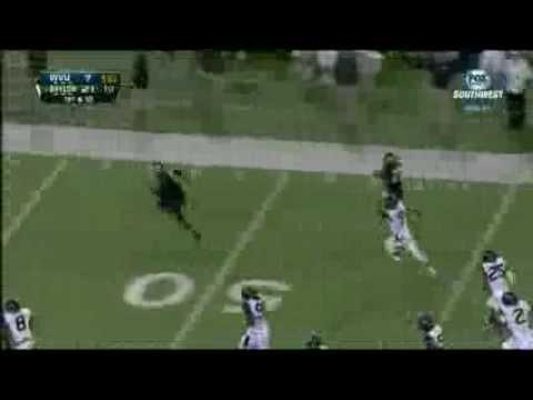 Antwan Goodley vs West Virginia 2013 video.