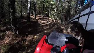8. Highland Park * Trail 5b * Nov 2017 * ATVTogether * Honda Foreman Rubicon DCT EPS IRS