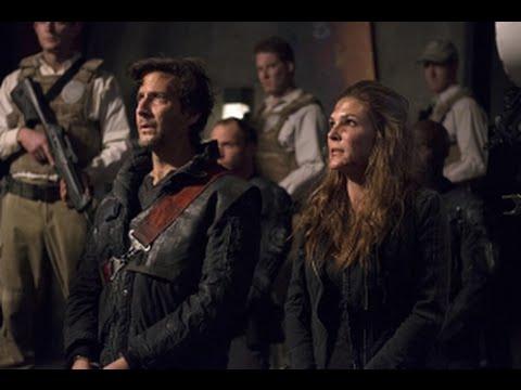 The 100 Season 2 Episode 16 Review w/ Kass Morgan   AfterBuzz TV