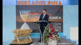 Marius Livanu – Il Messaggio della mangiatoia