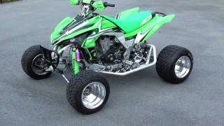 10. Kawasaki KFX450R *Update Video 7*
