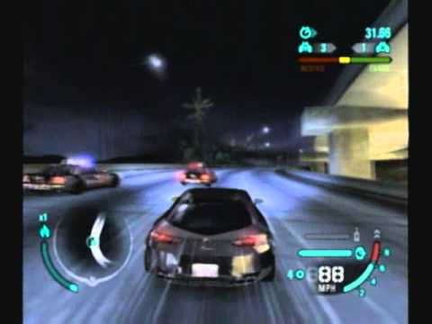 need for speed carbon gamecube code