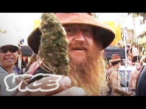 Marijuana Mardi Gras in Australia