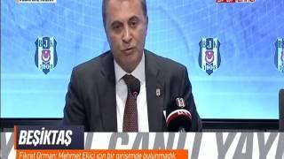 31 Oca 2017 ... Beşiktaş Başkanı Fikret Orman'dan Aziz Yıldırım, Quaresma ve Sosa açıklaması n... Fikret Orman'dan Rıdvan'a Canlı Yayın Fırçası! - Duration:...