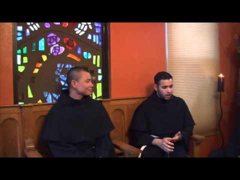 Conventual Franciscan Novices