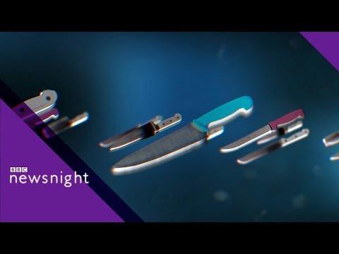UK knife crime: Why is it happening? - BBC Newsnight